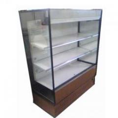 冷蔵スナック多段ケース4尺