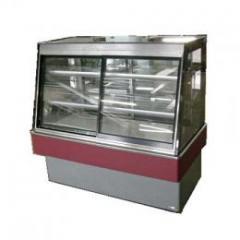 冷蔵対面クローズショーケース4尺
