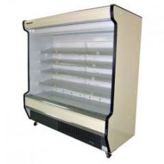 冷蔵多段6尺オープン
